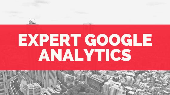 Expert Google Analytics