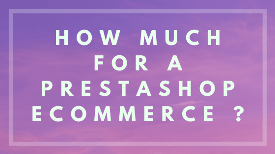 How much does Prestashop cost ?