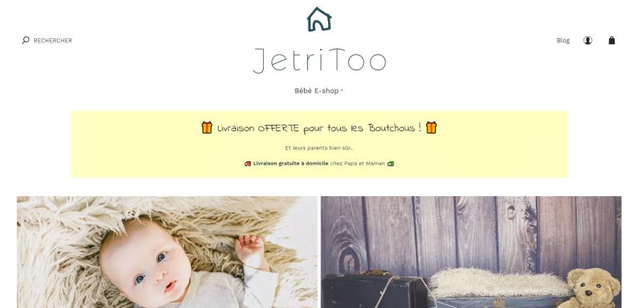 Jetritoo boutique Dropizi